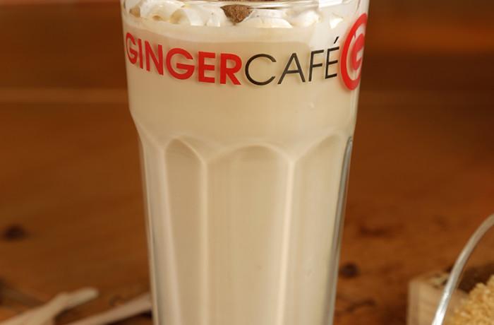 Ginger кафе Лате