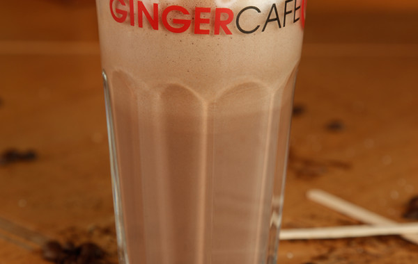 Ginger горещ шоколад